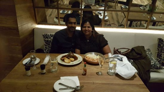Fourways, Sudáfrica: Anniversary Dinner