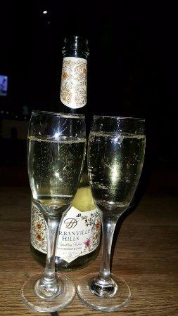 Fourways, Sudáfrica: Anniversary Dinner Drinks