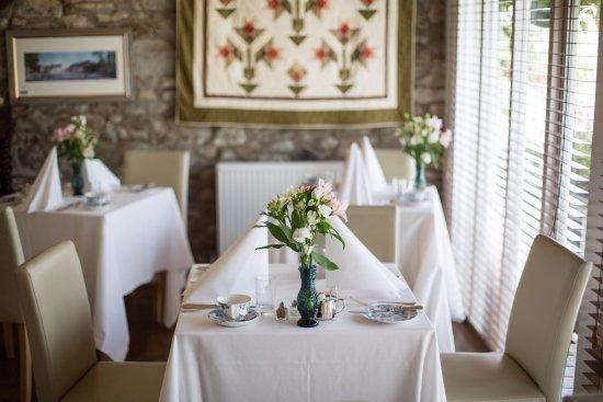 Glynarthen, UK: Breakfast Room