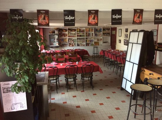 Plougastel Daoulas, Frankreich: Aménagement salle restauration