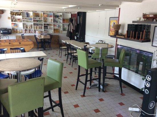 Plougastel Daoulas, Frankreich: Salle sans restauration