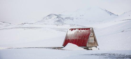 Gillingham, UK: Winter in the Lofoten Islands- credit Carla Regler