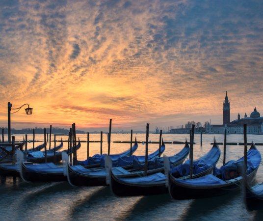 Gillingham, UK: Venice - credit Phil Malpas