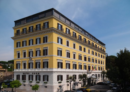Hotel Eden - Dorchester Collection (Rome, Italy) - Reviews, Photos ...