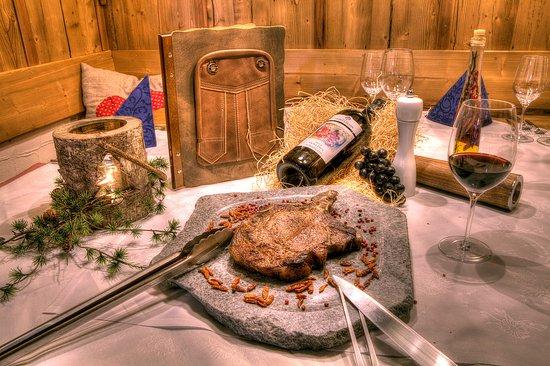 Rennweg, Austria: Steakrestaurant