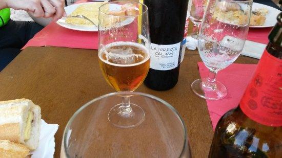 Vacarisses, İspanya: bebidas