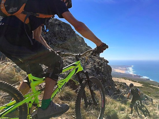 WERIDE Mountain Bike Tours