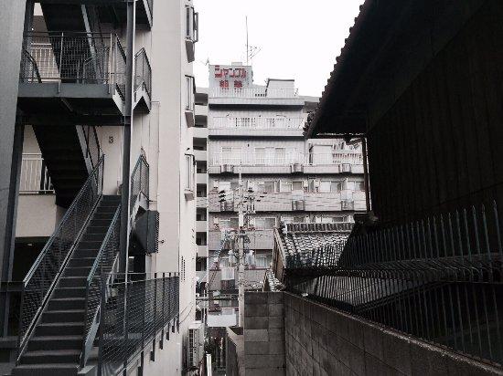 Moriguchi, Japan: 守口 シャンブル朝美