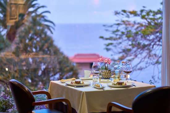 Hotel The Cliff Bay: Il Gallo d'Oro Restaurant