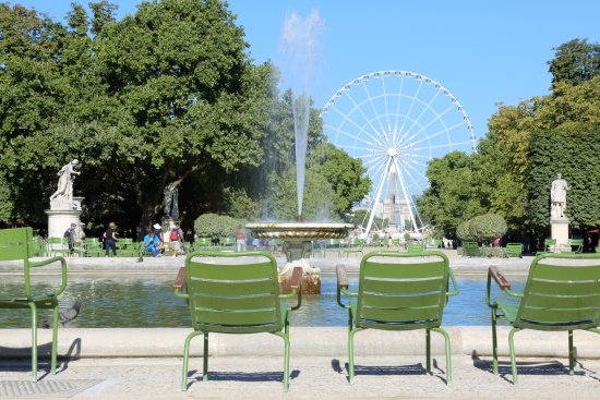 Jardin Des Tuileries Picture Of 6clo Paris Tripadvisor