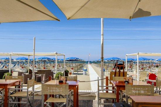 Bagno ristorante corallo viareggio ristorante recensioni numero