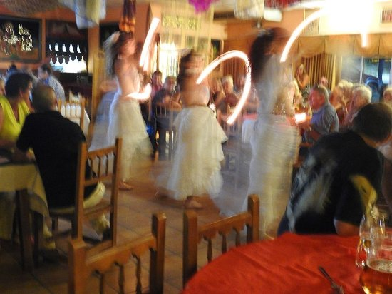 Alcaucin, Spain: DANCE