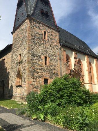 Ortenberg, ألمانيا: The 13th to 14th century Marienkirche, Ortenberg