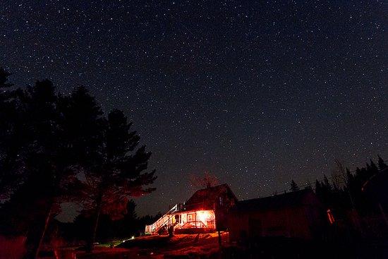 La Patrie, Kanada: Ciel étoilé