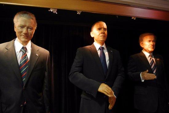 Karlstejn, Czech Republic: Presidents