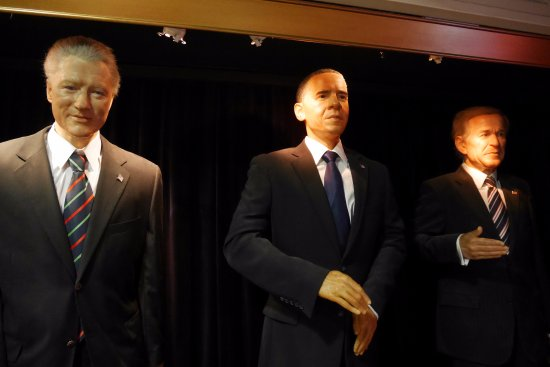 Karlstejn, República Checa: Presidents
