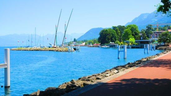 Port de rives thonon les bains ce qu 39 il faut savoir pour votre visite tripadvisor - Restaurant port de thonon ...