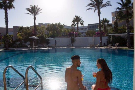 Regiohotel Manfredi: Drink in piscina