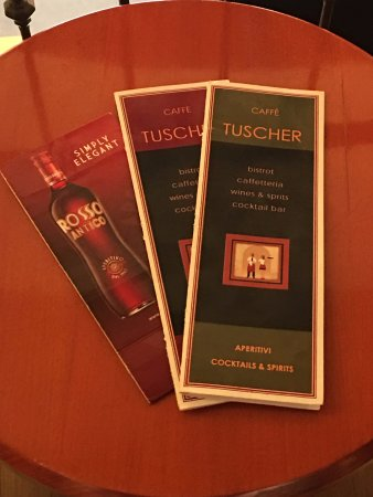 Caffe Tuscher: Bistrò, caffè o aperitivi...a voi la scelta!