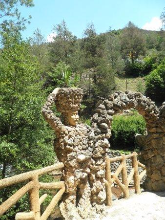 La Pobla de Lillet, Spain: jardins