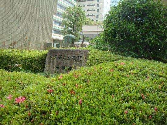 Okubo Hikozaemon Residence Remains