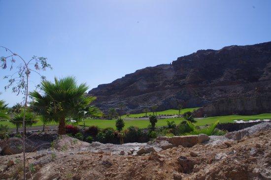 Anfi Emerald Club: Blick auf den Golfplatz