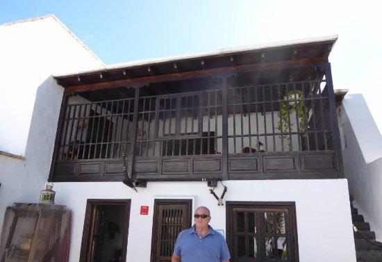 Photo de casa museo cesar manrique hembert - Casa museo cesar manrique ...