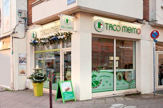 Restaurant Taco Memo Lille