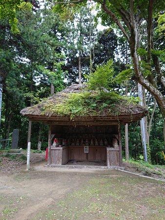 Mashiko-machi, Ιαπωνία: 古びたお堂