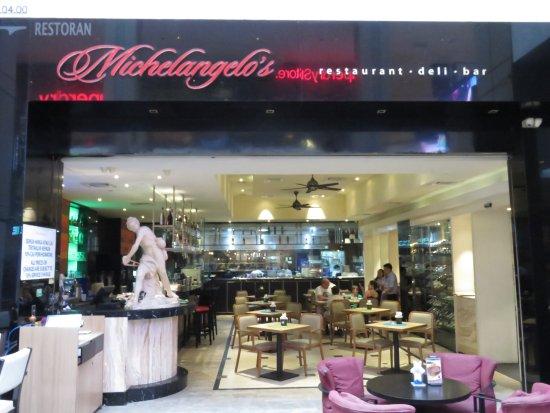 Michelangelo S Restaurant Deli Bar