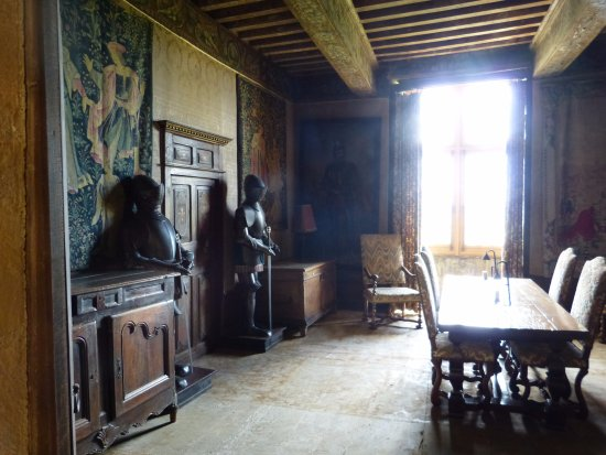 Salle à Manger Picture Of Chateau De Beynac Beynac Et Cazenac