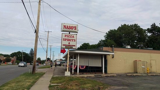 Marion, IA: Outside view