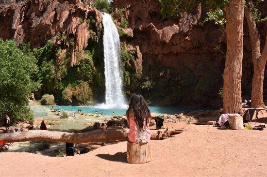Granogi: Breath Taking Havasu Falls