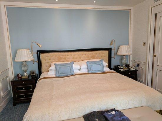 โรงแรมแชงกรี-ลา ปารีส: Room 506