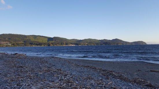 Port Renfrew, Canadá: Pacheedaht Beach