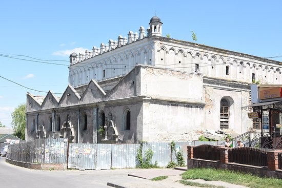 Zhovkva Defence Synagogue