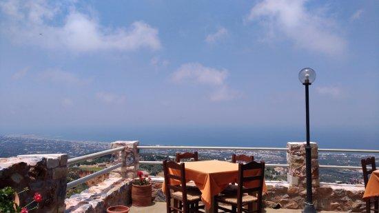Maroulas, Grecia: Terraza