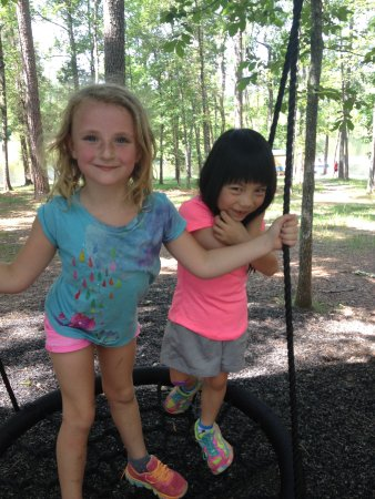 Creedmoor, NC: Swinging