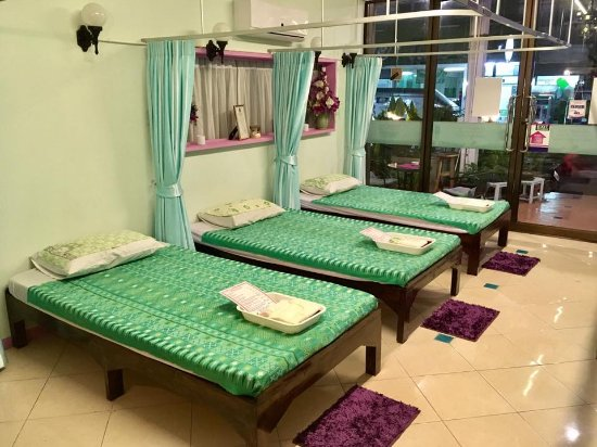 Thanyaras Healthy Massage