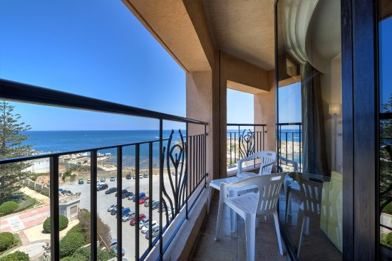 Balcony - Picture of Golden Tulip Vivaldi Hotel, Island of Malta - Tripadvisor
