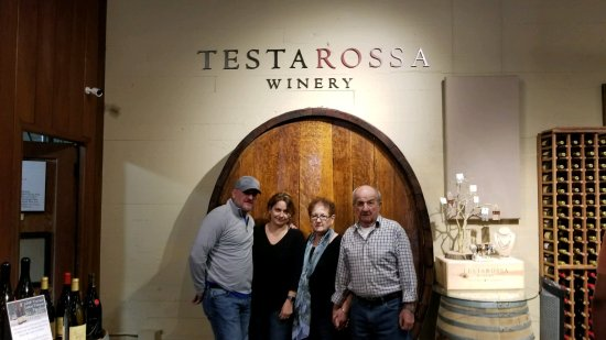Los Gatos, CA: Happy Wine Tour with Tommy John's!