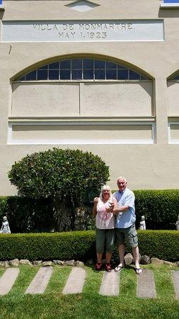Los Gatos, CA: Happy Wine Tour with Tommy John's!