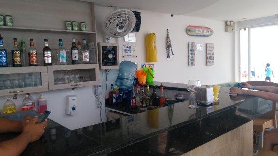 Hotel Bahia Sardina: Bar