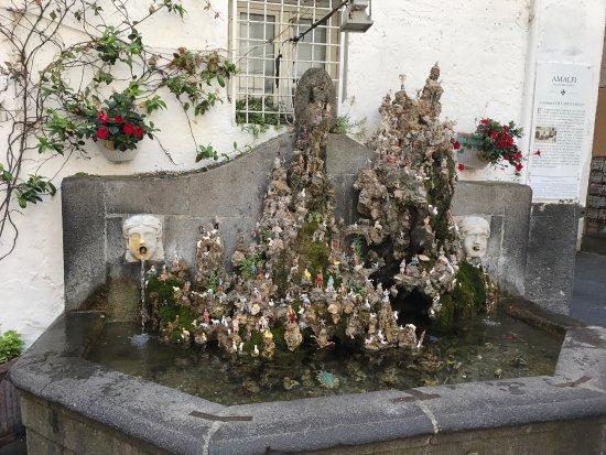 Fontana Cap e Ciuccio