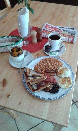 Castlebar, İrlanda: Classic Irish Breakfast