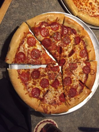 Moscow, ID: Pizza