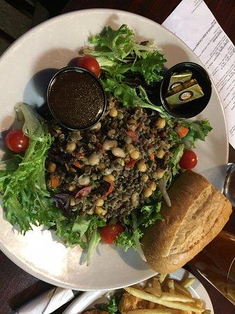 Moscow, ID: Salad