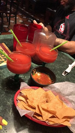 Antioch, TN: Strawberry Margaritas!