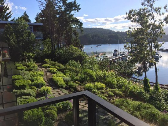 Brentwood Bay Resort & Spa Bild