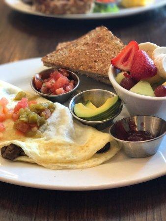 Chesterfield, MO: Bacado Omelet & Triathlete Breakfast